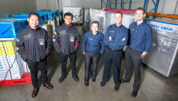 Freshport Asia Delivers Expertise to Cool Cargo Shipments