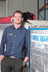Mr. Christopher Reichert, Operations Manager at Freshport Asia.